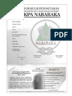 Formatformulirpendaftarananggotabarukpanabaraka 141124084400 Conversion Gate02