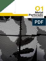 Perforado (Perforated) c b