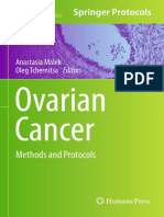 Ovarian Cancer Methods and Protocols