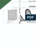 Geología - Foster