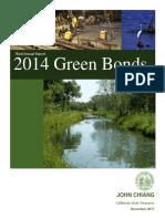 California Green Bonds 2014green