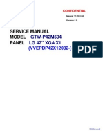 GTW-P42M504
