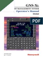 Flight Management System Operator's Manual