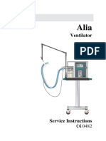 Stephan Alia - Service Manual