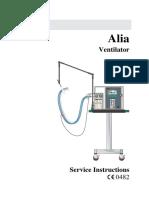 Stephan Alia - Service Manual