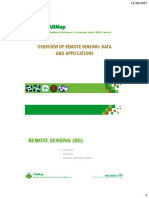 overview of remote sensing data