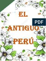 Album Mi Antuguo Peru