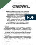 Jimenez-Contreras%2C E Las Revistas Cientificas El Centro y La Periferia