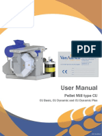 B0010961 - -En- Pcu User Manual CU Pellet Mill V02