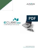 E-cube Inno Catalog