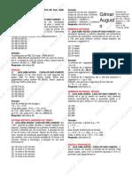 Resolução Completa Das Provas de 2002 e 2005-Vunesp-bq