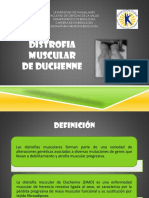 261663762-Distrofia-Muscular-de-Duchenne.pptx