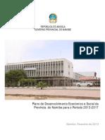 Plano de Desenvolvimento Provincial Do Namibe 2013-2017_2