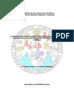tesis LA DESBUROCRATIZACIÓN COMO POLÍTICA FACILITADORA AL COMERCIO INTERNACIONAL EN LA IMPLEMENTACIÓN DE TRATADOS DE LIBRE COMERCIO
