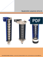 HENNLICH Telescopic Loading Spouts
