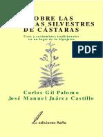 Sobre Las Plantas Silvestres de Castaras