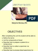 phlebotomy-