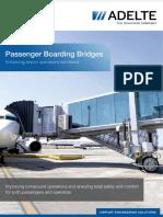 Passenger Boarding Bridges Adelte