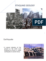 Earthquake Geology