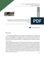 Briones, Claudia - compromisos epistemológicos