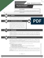 Guía Para Facilitadores Simulacro N3