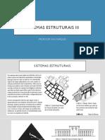 Sistemas Estruturais III-Aula1