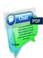 Vector Chat Sincronico