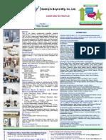 G&B Corporate Profile Oct 2009 v4