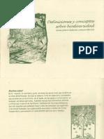 definiciones y conceptos sobre biodiversidad
