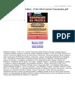 Hardware Na Prática 4ª Ed 2014