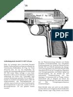 die Pistole Modell 27(t)