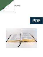 Notas Sobre Homiletica
