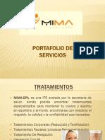 Portafolio de Servicios Centro De Estética