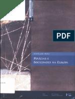 Livro - Polícias e Sociedades Na Europa - Introdução