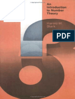 An introduction to number theory-Harold M.Stark.pdf