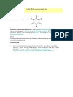 Ácido Tribromoisocianúrico