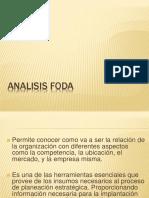 Analisis de Foda