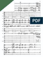 The Firebird Ballet Score - Xylo Spots