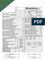 Ejemplo Llenado Protocolos de Prueba HV