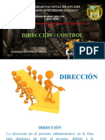 Direccion Control