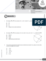 Guía-31 MT-22 Teoremas de Proporcionalidad en La Circunferencia