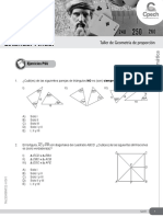 Taller de Geometría de Proporción MT-22