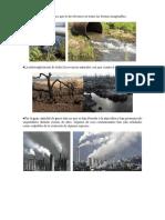 Causas Del Deterioro Ambiental