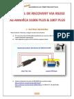 Tutorial de Recovery via Rs232 Do s1006 Plus & s1007 Plus v 1.0 Em PDF