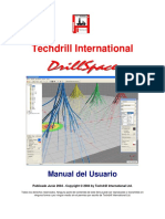 DrillSpace Manual Del Usuario