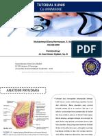 tutorial klinik Ca mammae dony.pptx