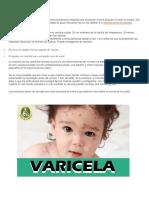 Cuentos Clasicos Varicela y Los Beneficios de La Vaca