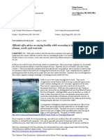 Educational Cyanobacteria Press Release May 2018