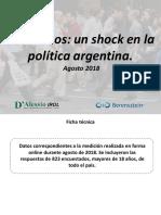 Cuadernos, Un Shock en La Política Argentina