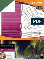 Mapa informativo Coachella